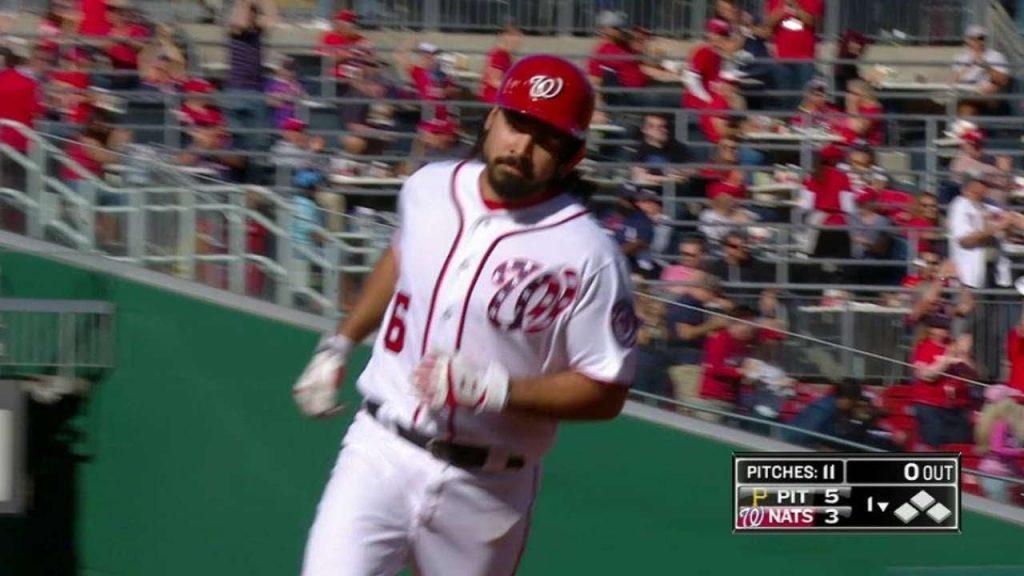 アンソニー・レンドンの守備や打撃。MLB屈指の好守を誇るサード