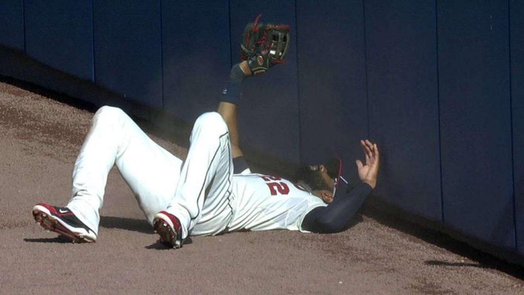 ジェイソン・ヘイワードの守備や打撃。MLB屈指の名外野手!美人彼女も