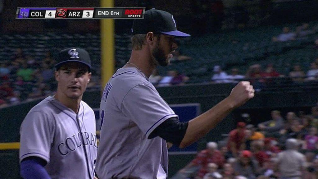クリス・マーティン(MLB投手)が大谷を牽制死。元日ハムのレンジャーズ投手