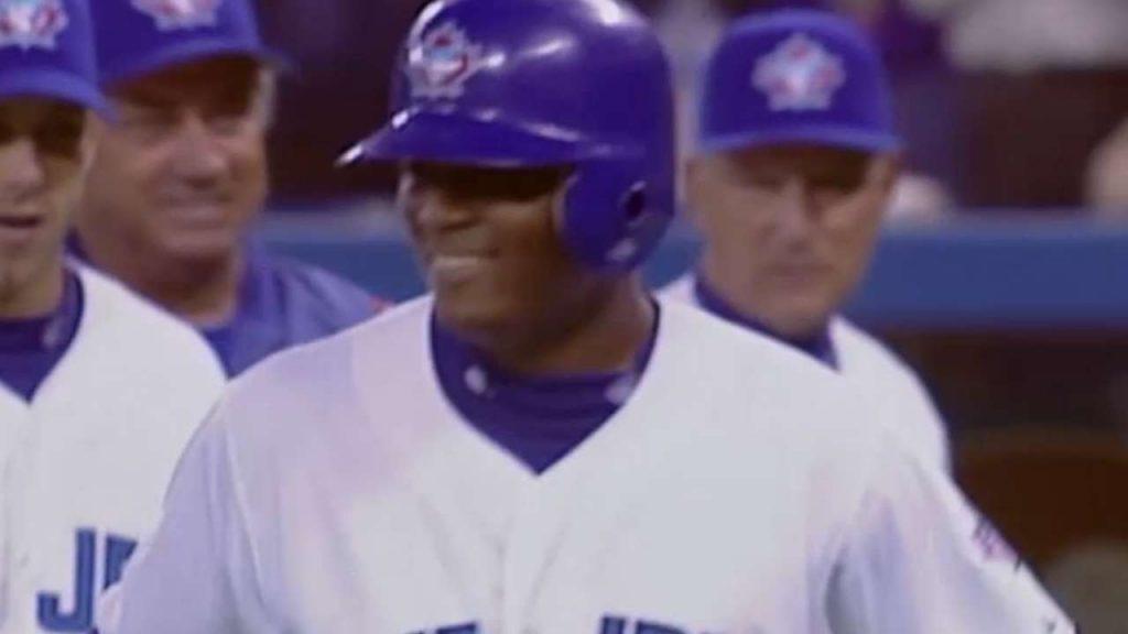トニー・バティスタvs石川雅規の死球珍プレー。MLB時代のホームラン