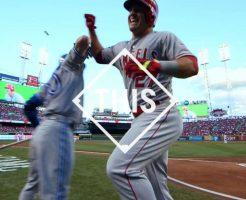 mlbnpb 1 246x200 - 山田哲人がサイクルヒットを達成。MLBはNPBより三塁打が出やすい!
