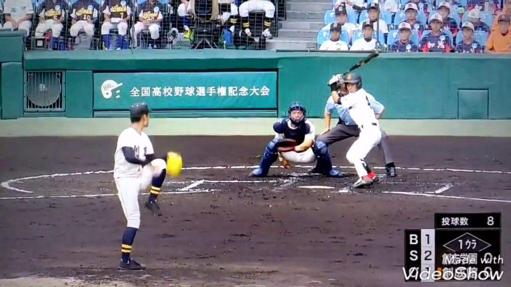 甲子園でガッツポーズが審判に注意され話題に。なぜ問題に?野球のマナー