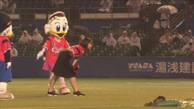 岡田サリオのI字開脚始球式や空手の蹴りが凄い!インスタ画像まとめ