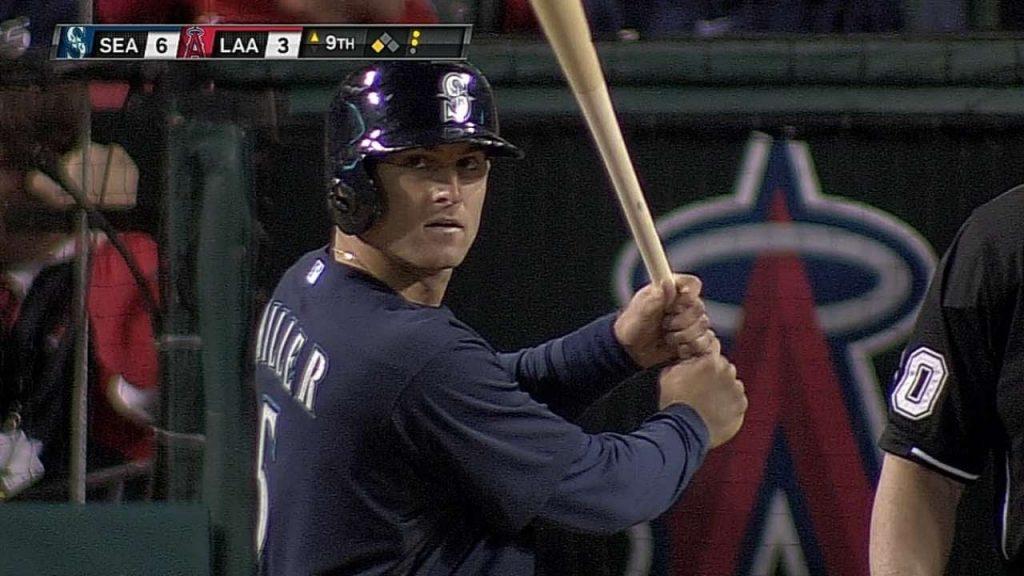 ブラッド・ミラーの守備や打撃。16年に30本塁打を打ったショート
