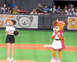 chay 246x200 - Chay(チャイ)が始球式で二塁に投げる。台湾でもかわいい中学生のダンス珍事
