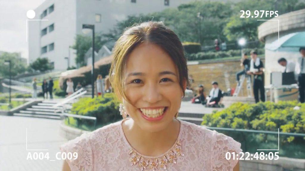 岡部紗季子のオリックスCMがかわいい。KUNOICHIでも活躍の元体操選手