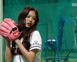 kb 246x200 - チャン・ウォニョンが宮脇咲良と韓国で始球式!KBOは球場もきれい