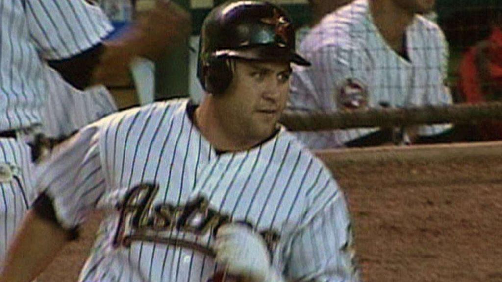 ランス・バークマンのハイライト。アストロズで活躍した強打者