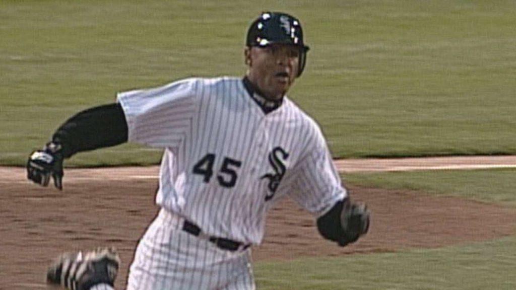 カルロス・リーのハイライト。通算358本塁打のパナマ出身の強打者