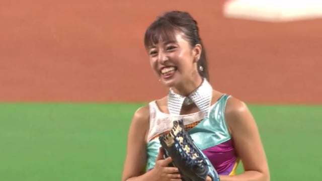 橋本真依の始球式やインスタ画像まとめ。登美丘高校出身の美人ダンサー