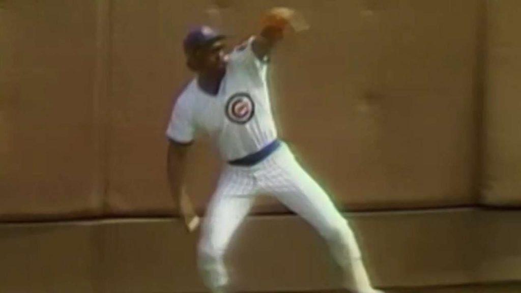 アンドレ・ドーソンのハイライト。80年代を代表する外野手の1人