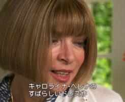 5467 246x200 - アナ・ウィンターのファッションが教えてくれること動画を見た感想
