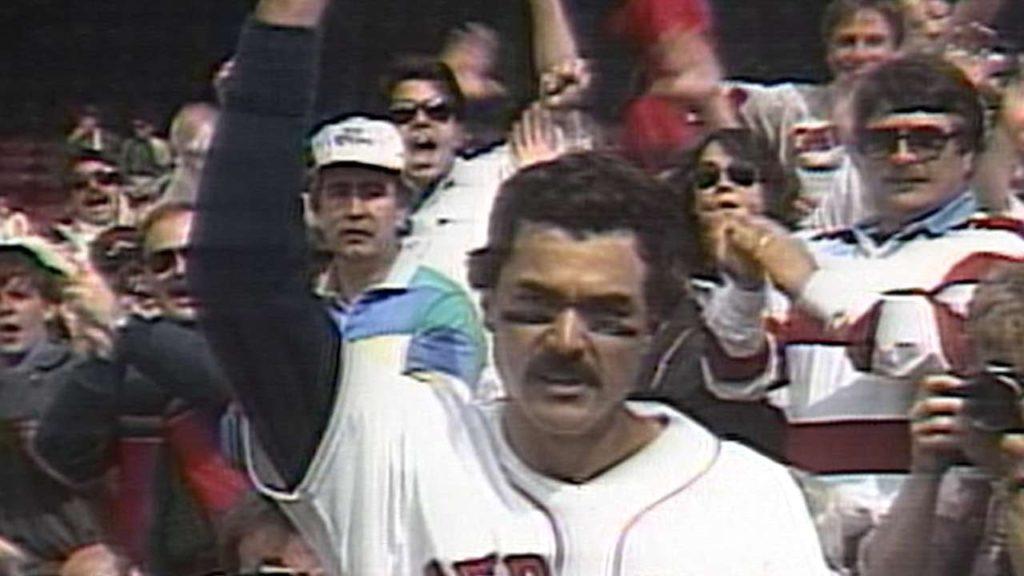 ドワイト・エバンスのハイライト。レッドソックスで活躍した名外野手