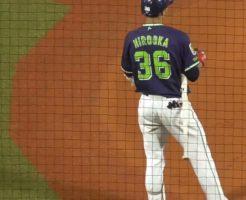 6379 246x200 - 廣岡大志(ヤクルト)初打席初本塁打。パワーのある内野手でレギュラーへ期待