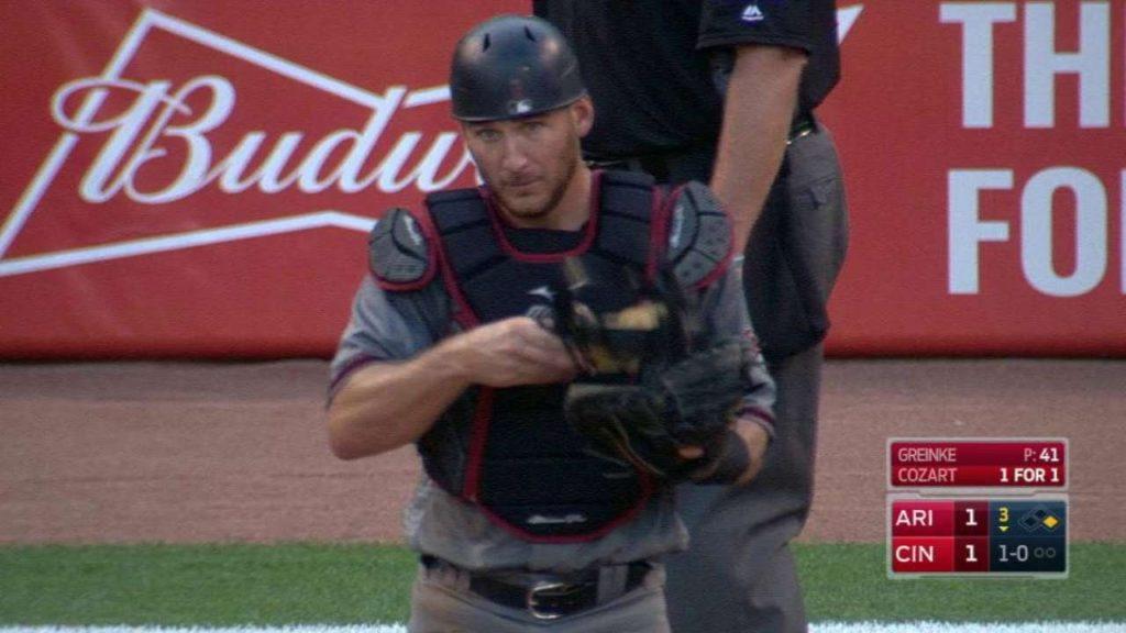 ジェフ・マシスの守備は打撃。MLBワースト級の打力である捕手