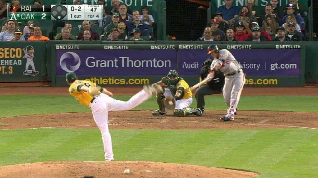 ザック・ニール(西武ライオンズ)MLBでの投球。四球の少ない技巧派右腕