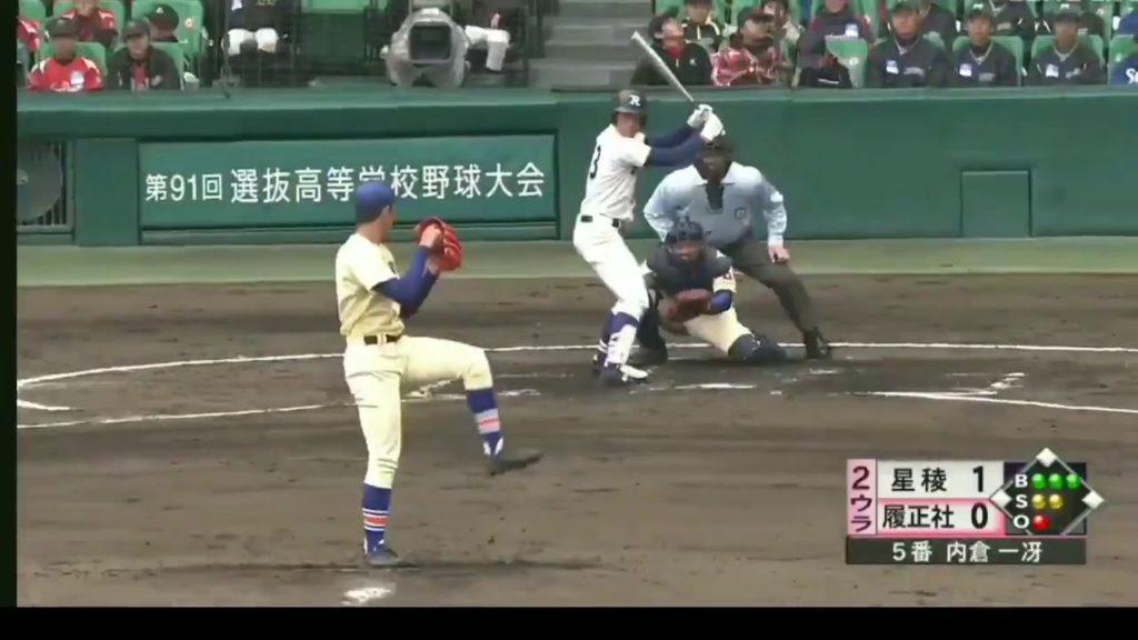 奥川恭伸(星稜)の投球が凄い!19年ドラフトNO.1高校生投手との評価も