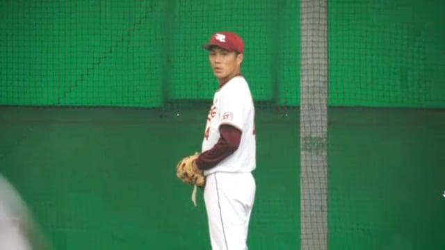則本昂大(楽天)肘のクリーニング手術。野球選手の職業病関節ねずみ