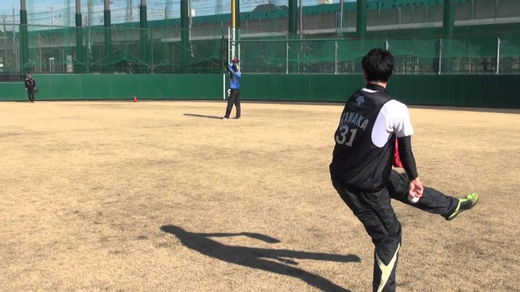 岩下大輝(ロッテ)の投球。トミー・ジョン手術経験者の若手右腕