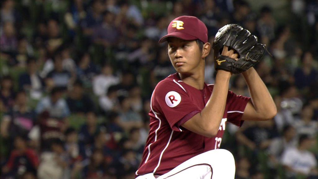 濱矢廣大(横浜ベイスターズ)の投球。楽天からトレード移籍した即戦力左腕