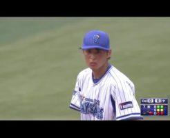6893 246x200 - 熊原健人(楽天)の投球。横浜ベイスターズからトレード移籍の仙台大学卒右腕