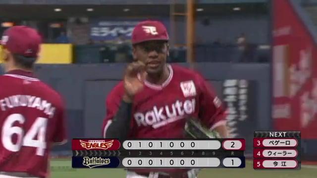 オコエ瑠偉(楽天)の打撃。スピードを活かした走塁も凄い!甲子園のスター選手