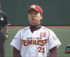 6989 246x200 - 釜田佳直(楽天)の投球。肩や肘の故障から復活へ高卒1年目で活躍の好投手