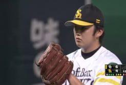 7018 246x166 - 飯田優也(阪神)の投球。ソフトバンクからトレード移籍の速球派左腕