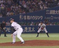 7099 246x200 - 成田翔(ロッテ)の投球。侍ジャパンにも選出された小柄なイケメン左腕