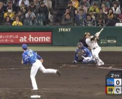 7133 246x200 - 梅野隆太郎がラッキーなサイクルヒットを達成!阪神タイガース正捕手