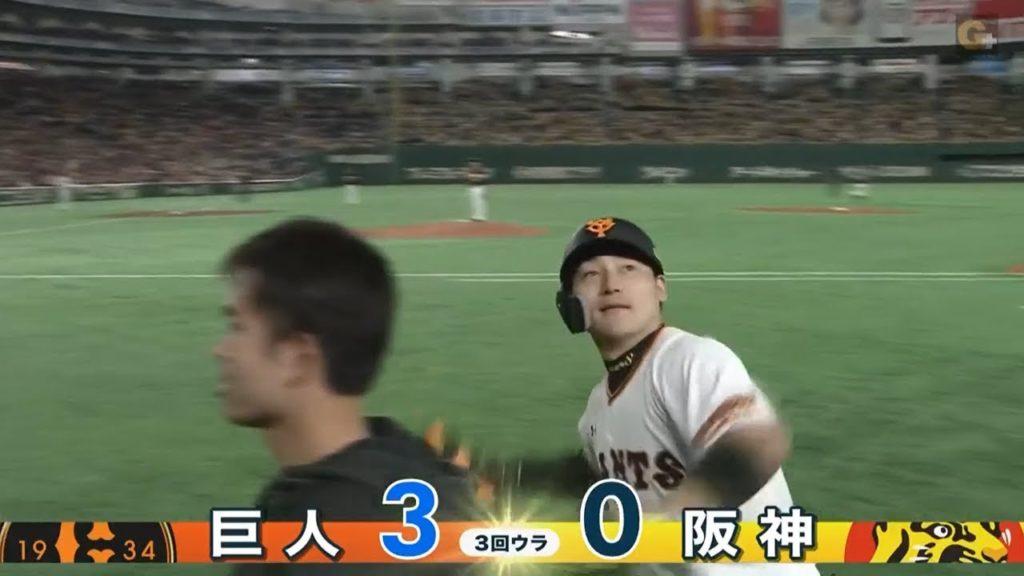 若林晃弘(巨人)が死球で抹消へ。MLBではバット投げから乱闘に発展
