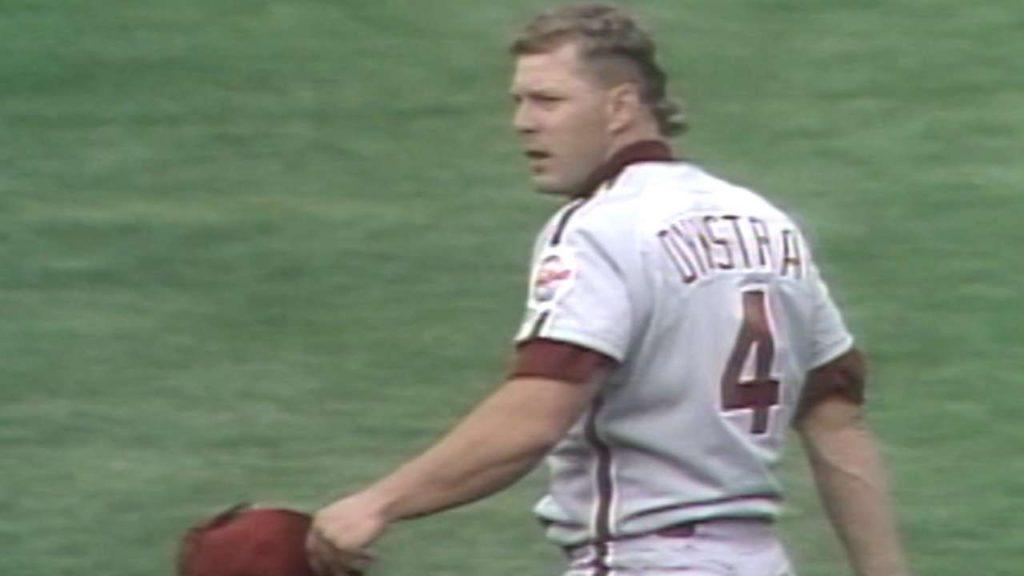 レニー・ダイクストラのハイライト。ポストシーズンに強かった外野手