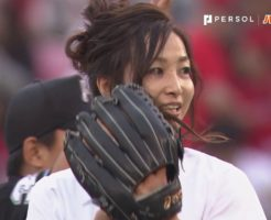 7945 246x200 - 佐藤あり紗の始球式。女子バレーの美人選手で現在はリガーレ仙台でプレー