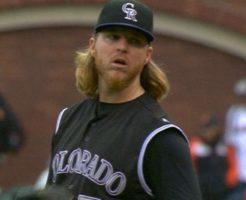 mlb 2 246x200 - ジョン・グレイ(MLB投手)の投球。ロッキーズのエース格として期待