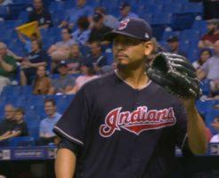 8093 246x200 - カルロス・カラスコの投球。白血病を公表したインディアンスの右腕