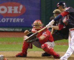 8161 246x200 - ブランドン・ガイヤーの守備や打撃。死球の多さで知られる外野手