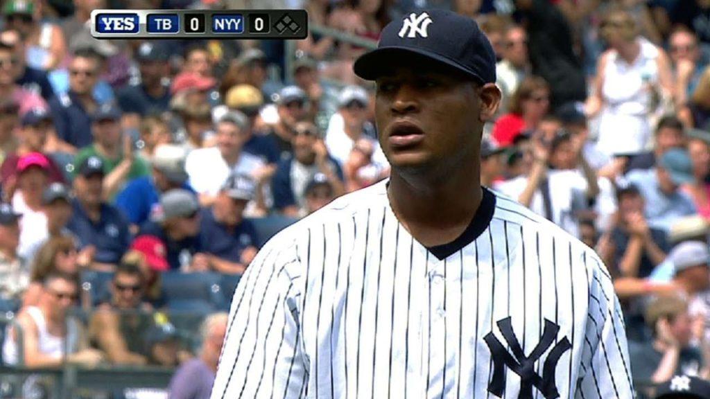 イバン・ノバの投球。ヤンキースやパイレーツで活躍したドミニカン