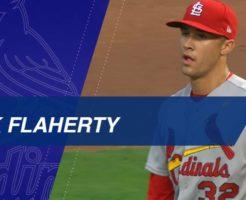19 246x200 - ジャック・フラハーティの投球。19年カージナルスでブレイクした右腕