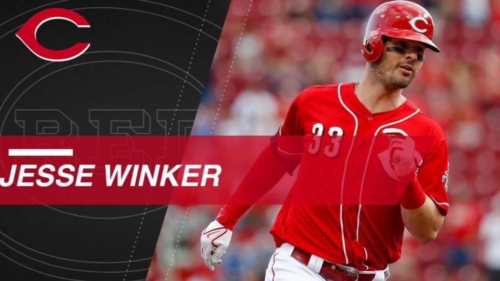 ジェシー・ウィンカーの守備や打撃。レッズの元有望株外野手