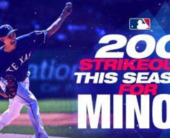 200 246x200 - マイク・マイナーの投球。故意落球での200奪三振も話題に