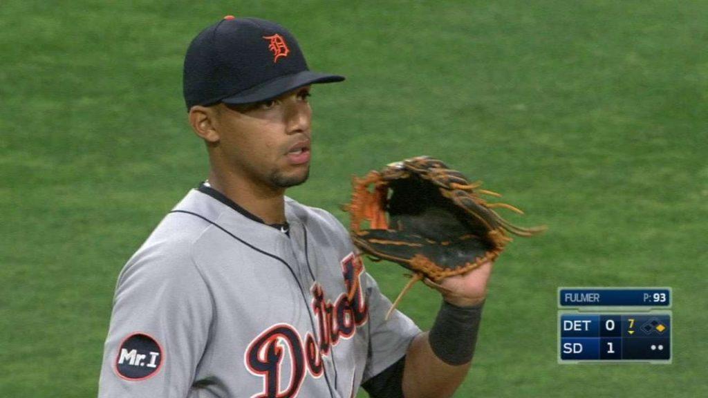 ディクソン・マチャドの守備や打撃。タイガースでプレーした内野手