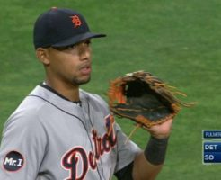 9139 246x200 - ディクソン・マチャドの守備や打撃。タイガースでプレーした内野手